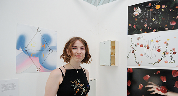 Students Triumph at Transcience Exhibition