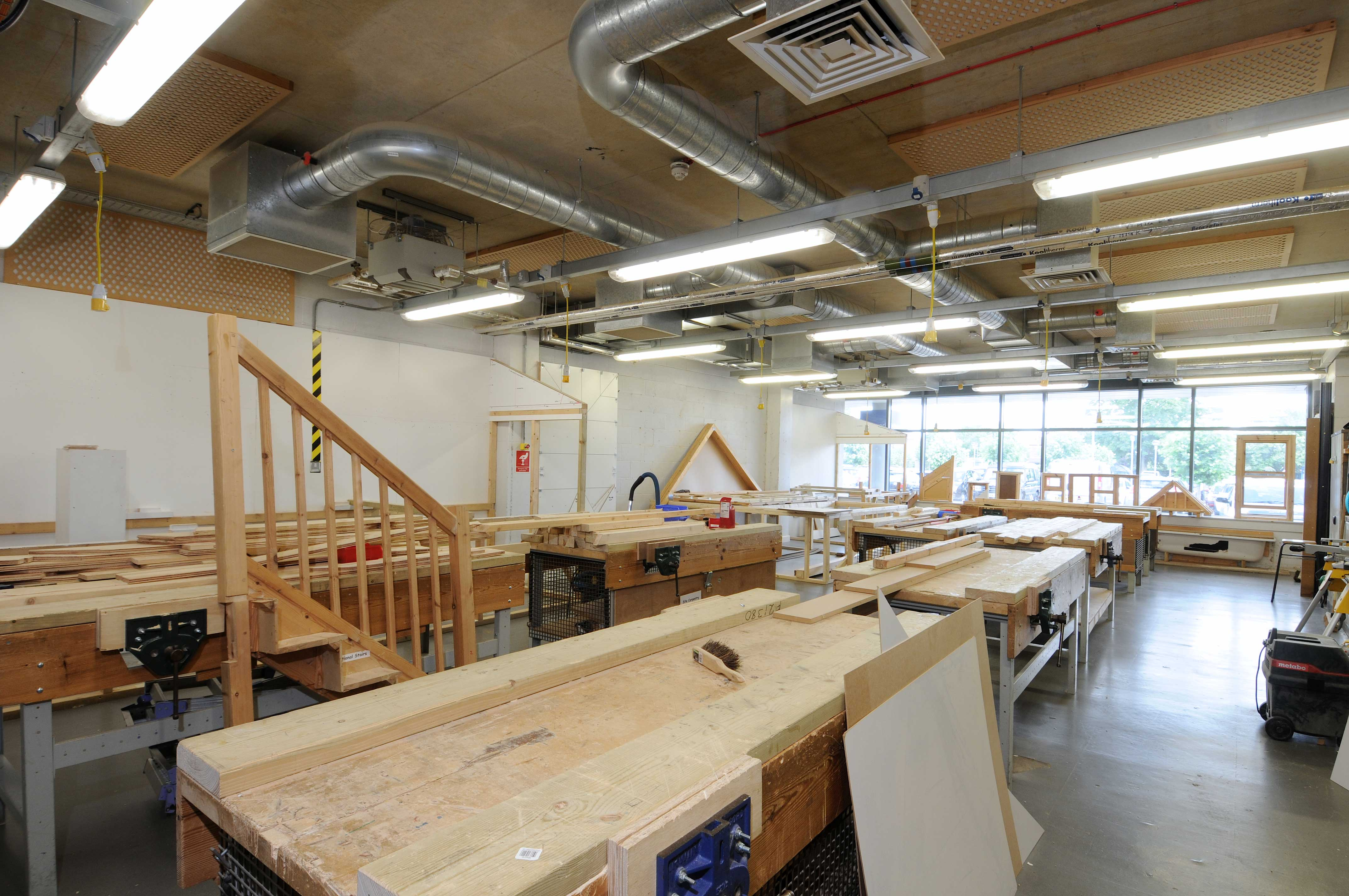 carpentry & joinery courses · eastleigh college