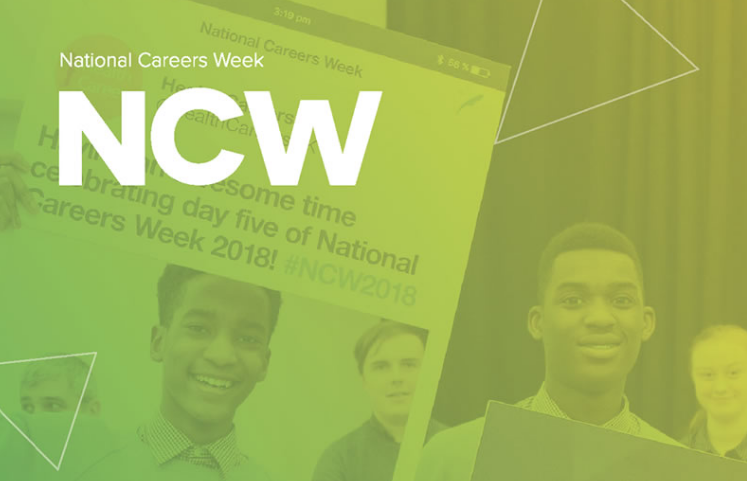 National Careers Week - 5th to 8th March 2019