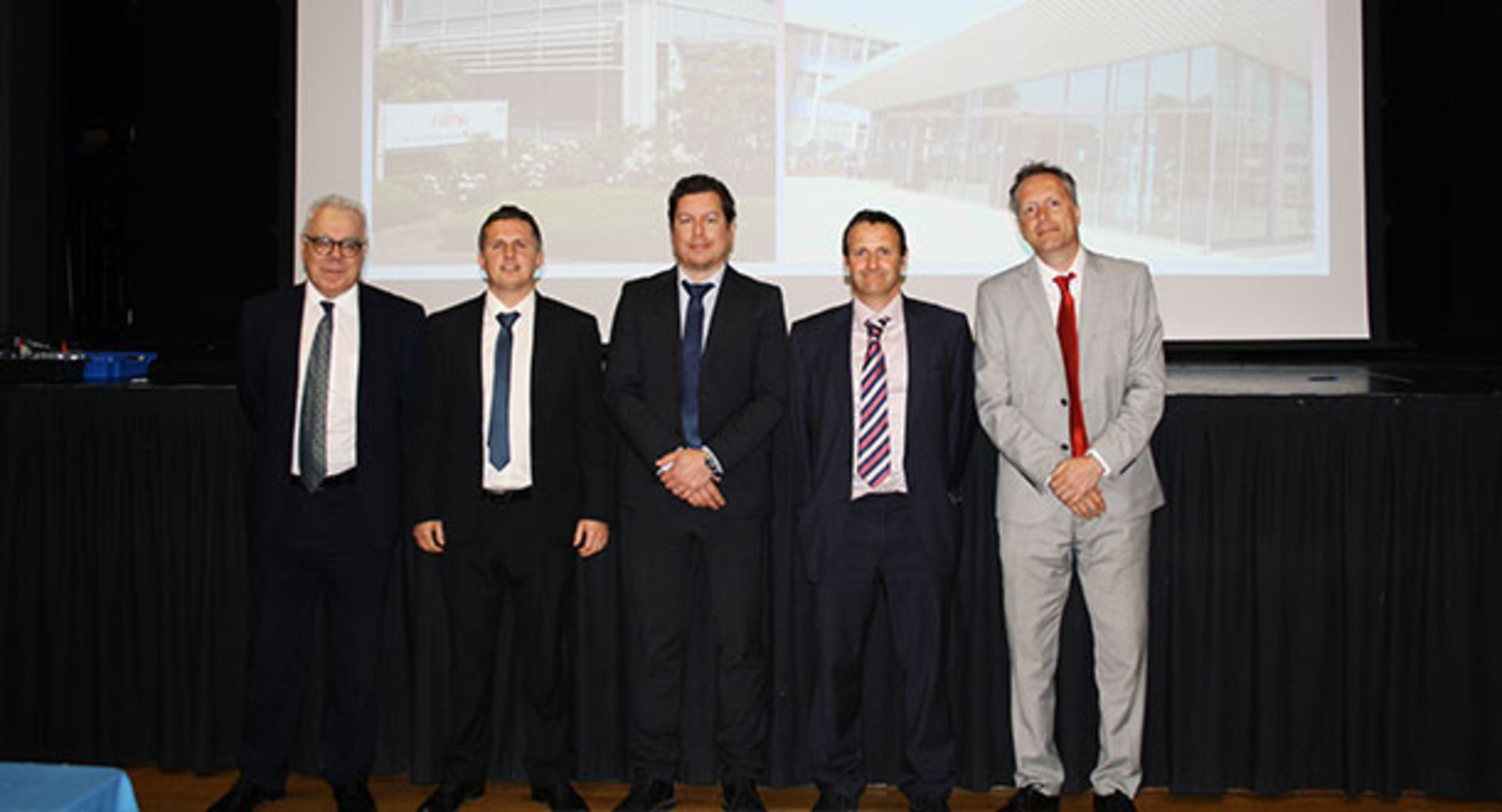 Eastleigh College launch Fujitsu training facilities