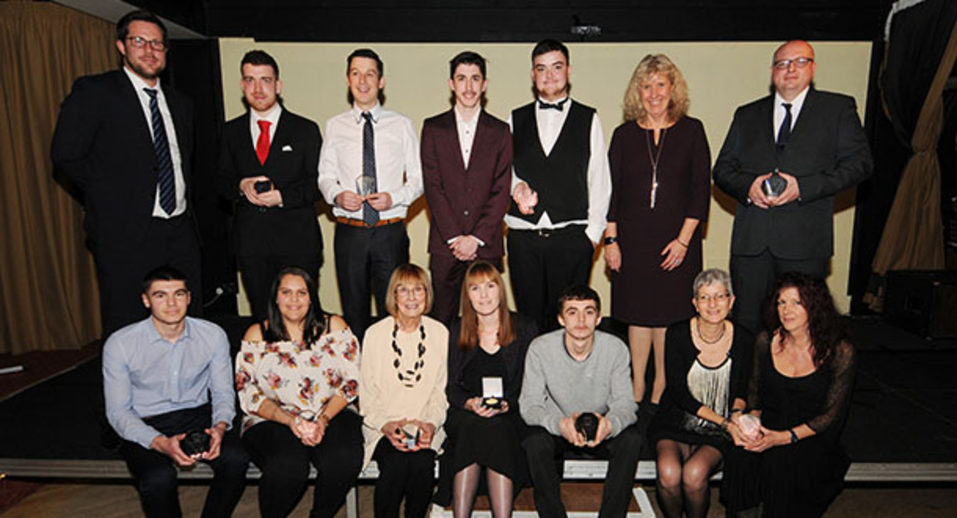 Students and Staff celebrate success at Annual Award Ceremony