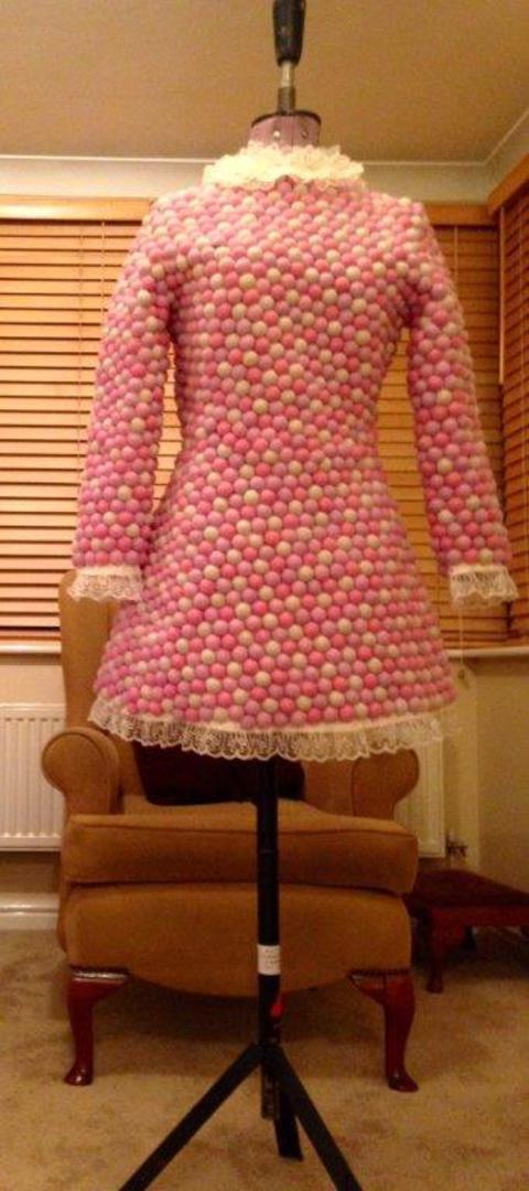 Eve's dress design