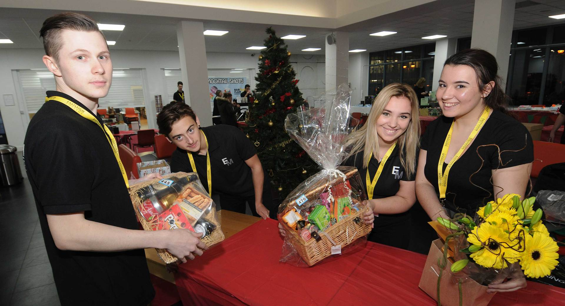 Event Management student reveals secrets to organising a Christmas Fayre