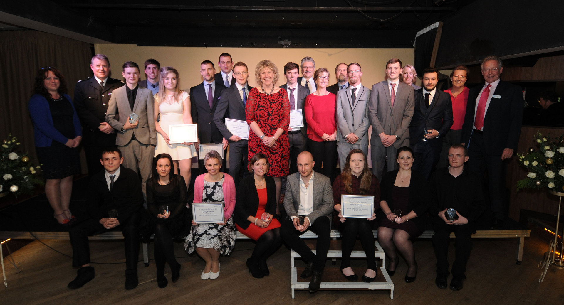 Students and staff triumph at our Annual Awards Ceremony!