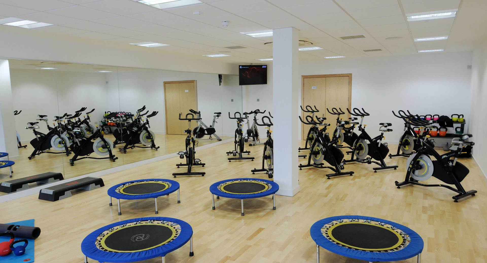Our new Sport & Fitness facilities are up and running!