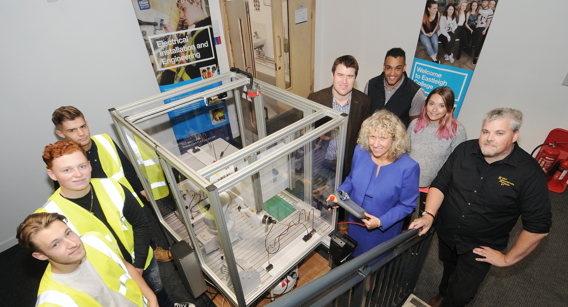 New Advanced Technology Centre opens
